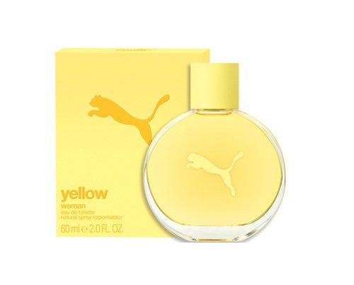 Puma Yellow, Toaletní voda 60ml, Tester