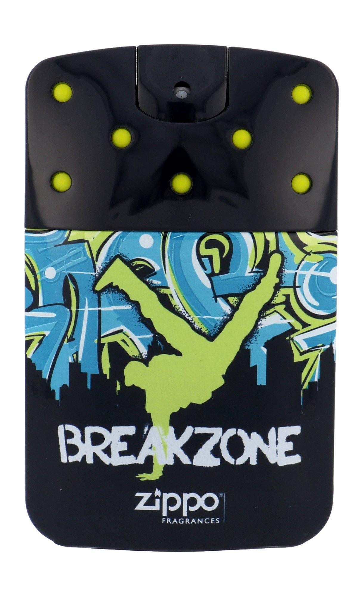 Zippo Fragrances BreakZone For Him, Toaletná voda 75ml