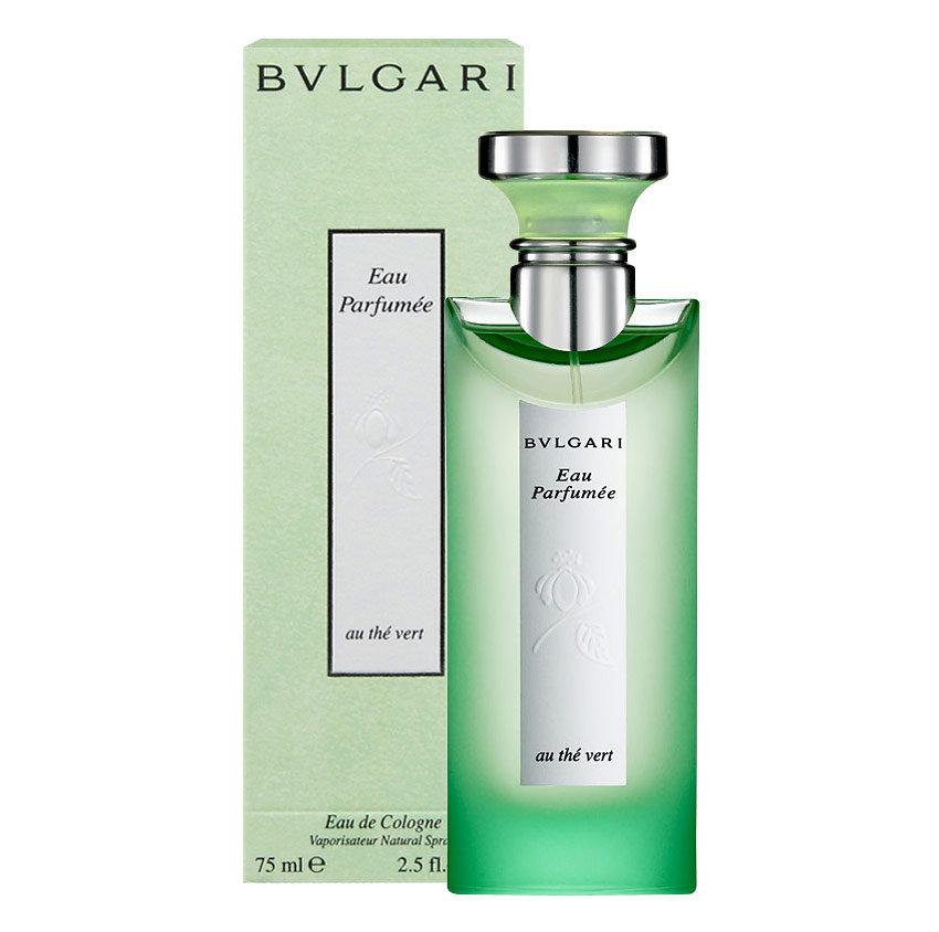 Bvlgari Eau Parfumée au Thé Vert, Kolínska voda 75ml