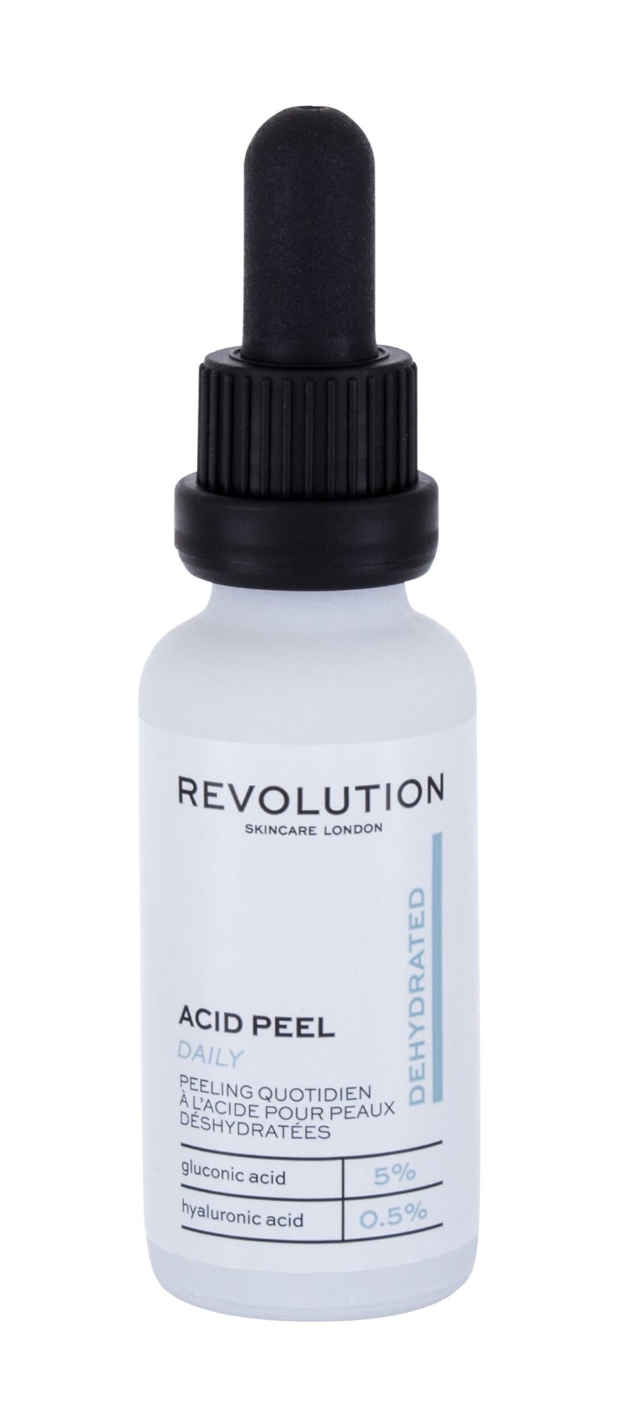 Revolution Skincare Acid Peel Dehydrated, Radír 30ml - Daily