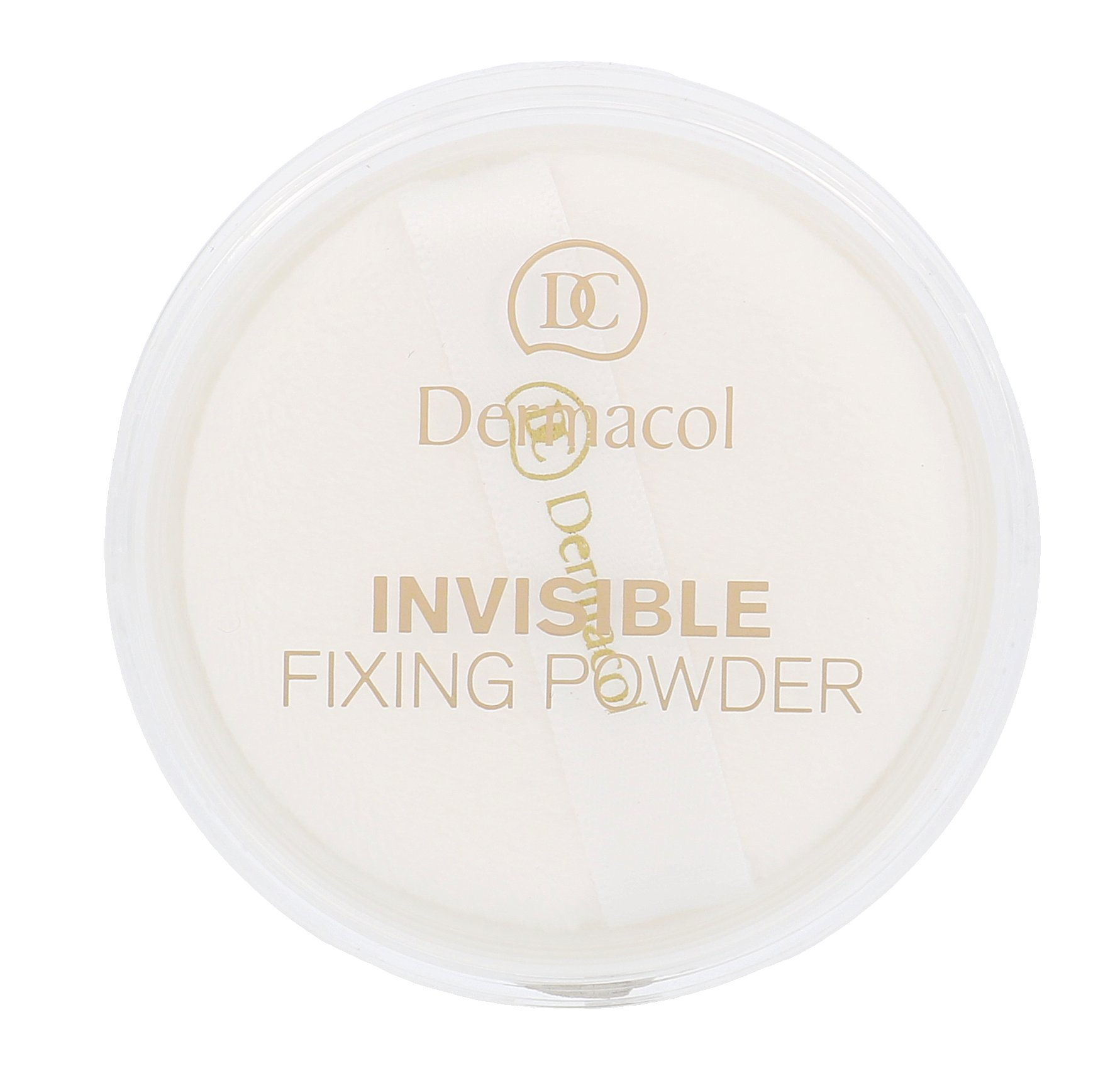 Dermacol Invisible Fixing Powder, Púder 13g