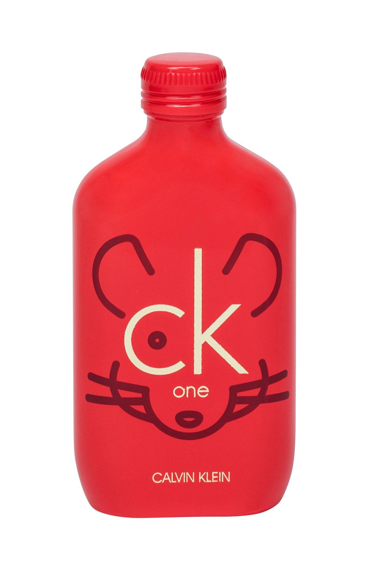 Calvin Klein CK One Collector´s Edition 2020, Toaletní voda 100ml
