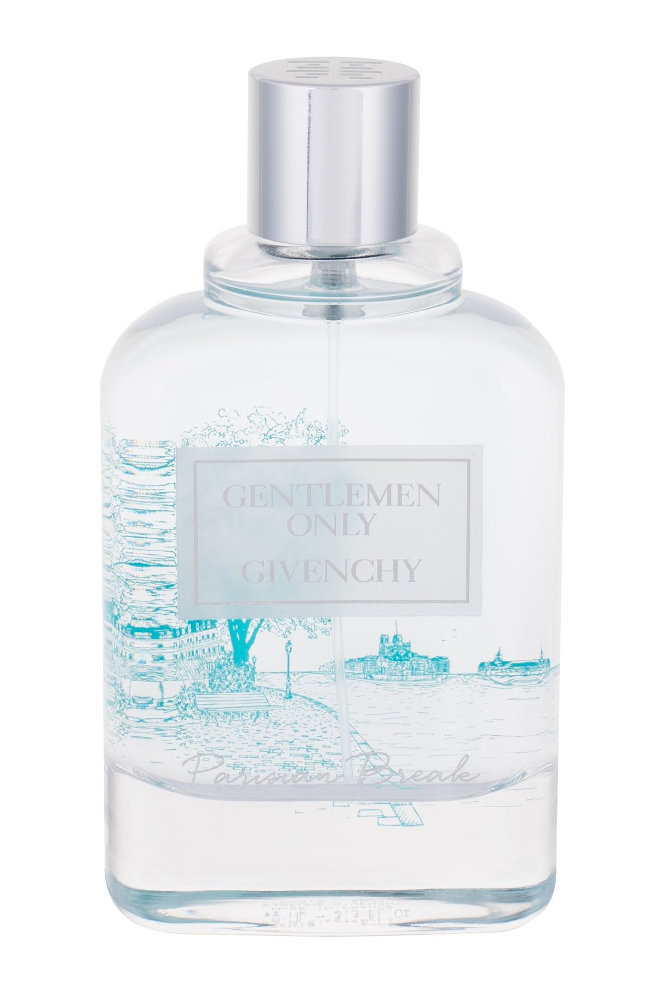 Givenchy Gentlemen Only Parisian Break, Toaletná voda 100ml