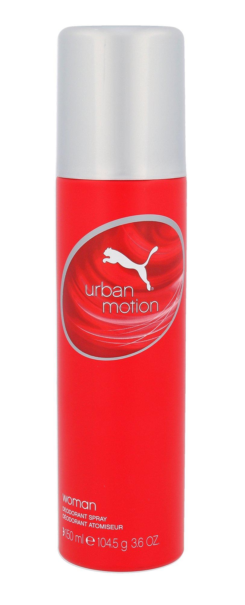 Puma Puma Urban Motion Woman, Deodorant 150ml Deodorant Pre ženy