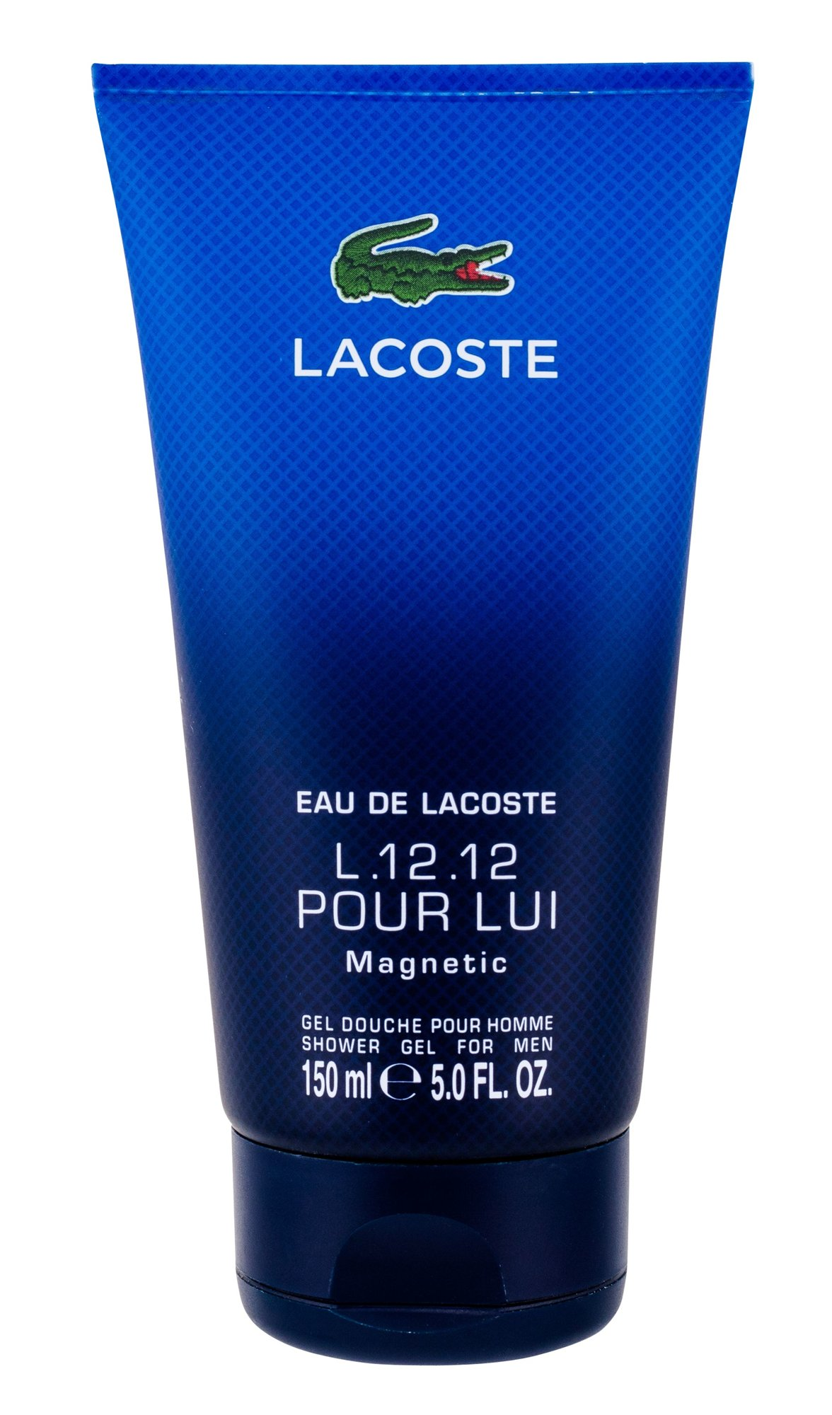 Lacoste Eau De Lacoste L.12.12 Magnetic, Sprchovací gél 150ml