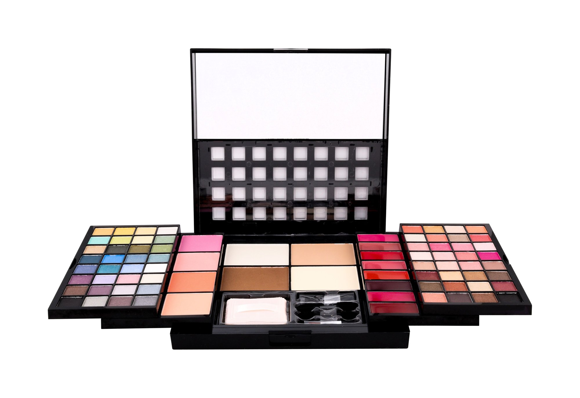 Makeup Trading 80 Favourite Colours, Complete Makeup Palette - poškodený obal