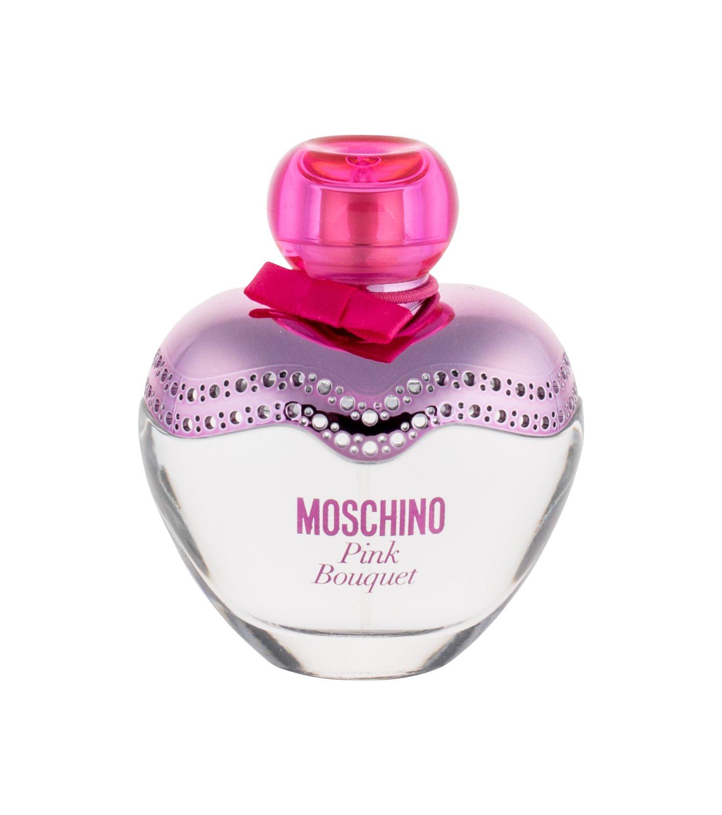 Moschino Pink Bouquet, Toaletná voda 50ml