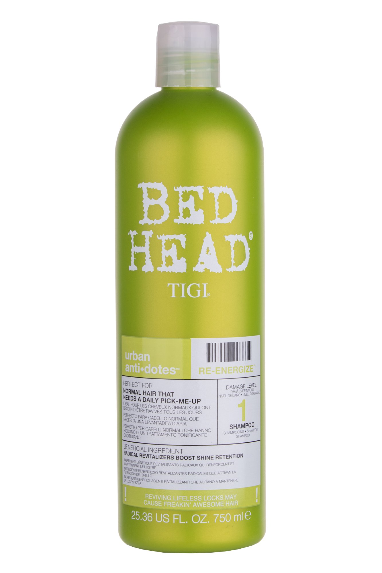 Tigi Bed Head Re-Energize (W)