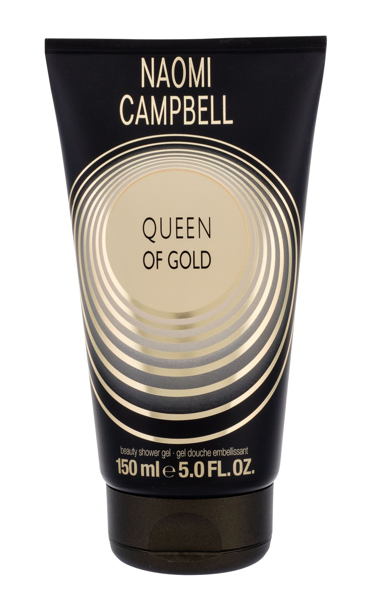 Naomi Campbell Queen Of Gold, Sprchovací gél 150ml