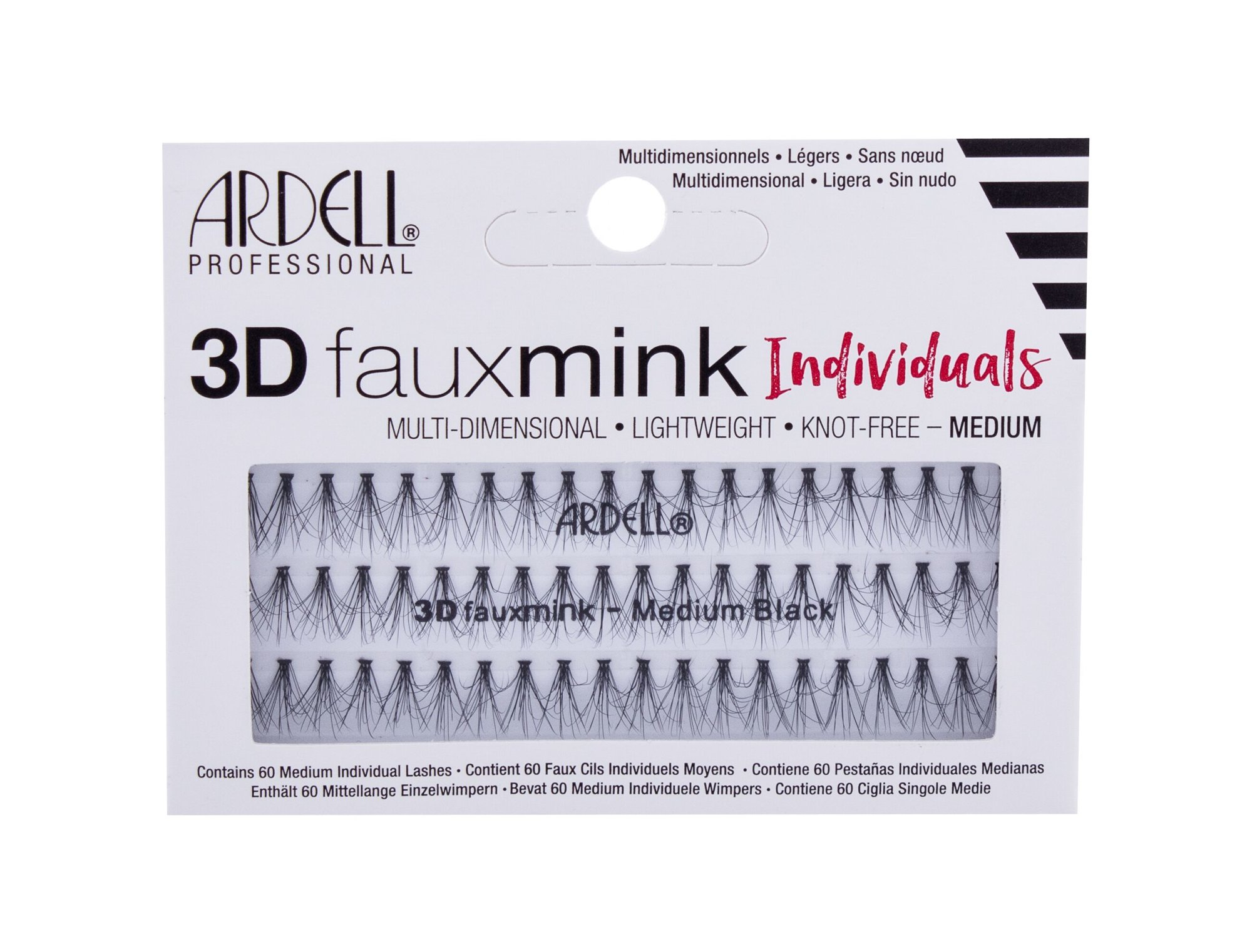 Ardell 3D Faux Mink Individuals (W)