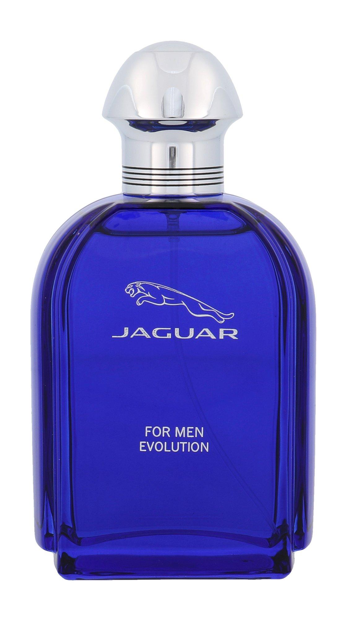 Jaguar For Men Evolution, Toaletní voda 90ml - Tester