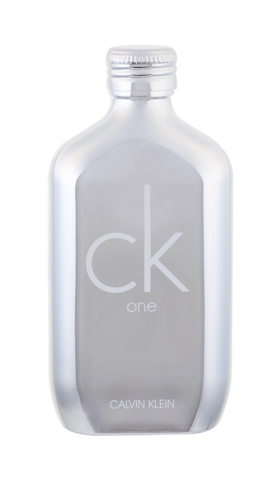 Calvin Klein CK One Platinum Edition, Toaletná voda 100ml
