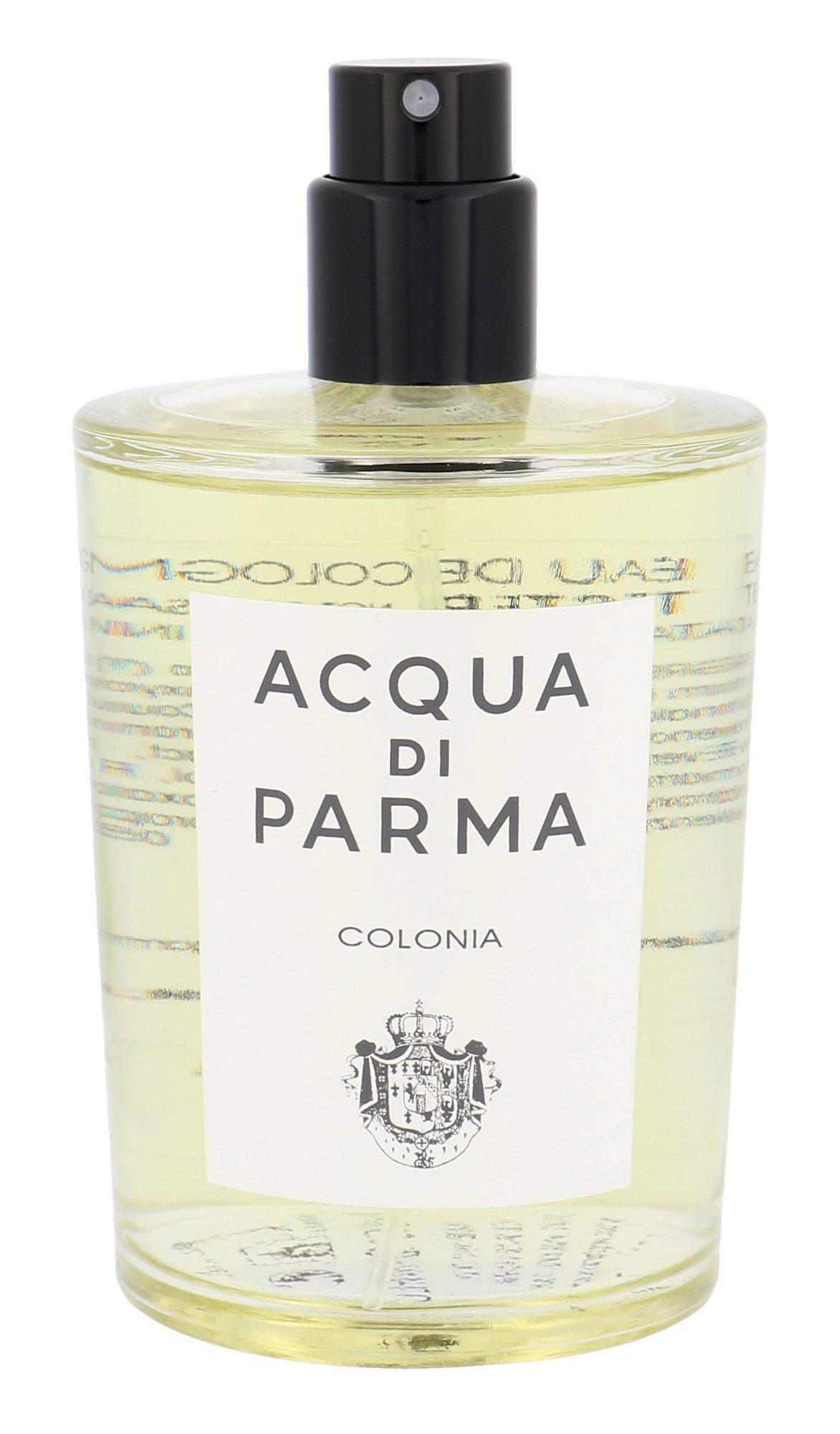 Acqua di Parma Colonia, Kolínska voda 100ml, Tester