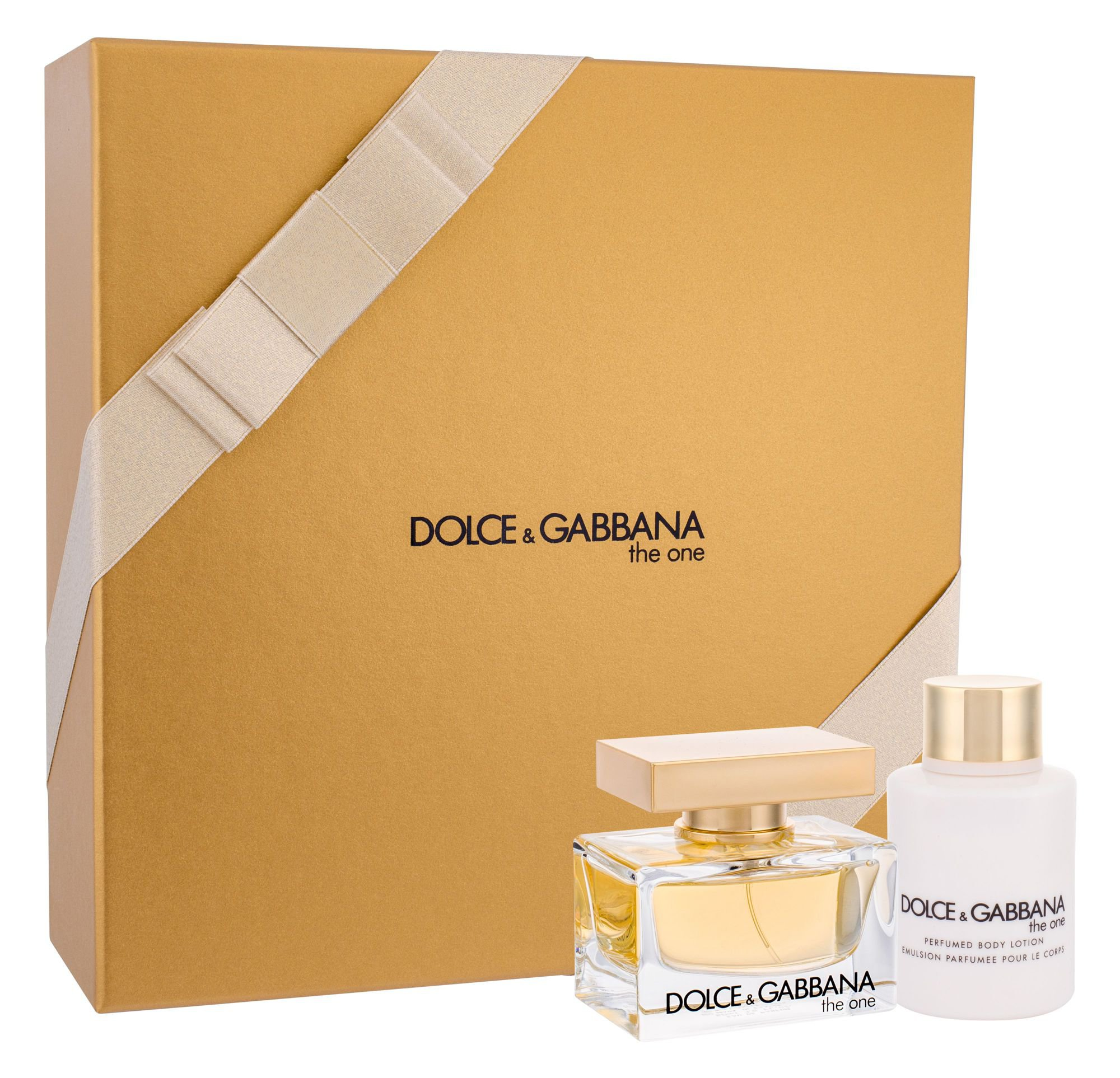 Dolce&Gabbana The One, parfumovaná voda 50 ml + telové mlieko 100 ml