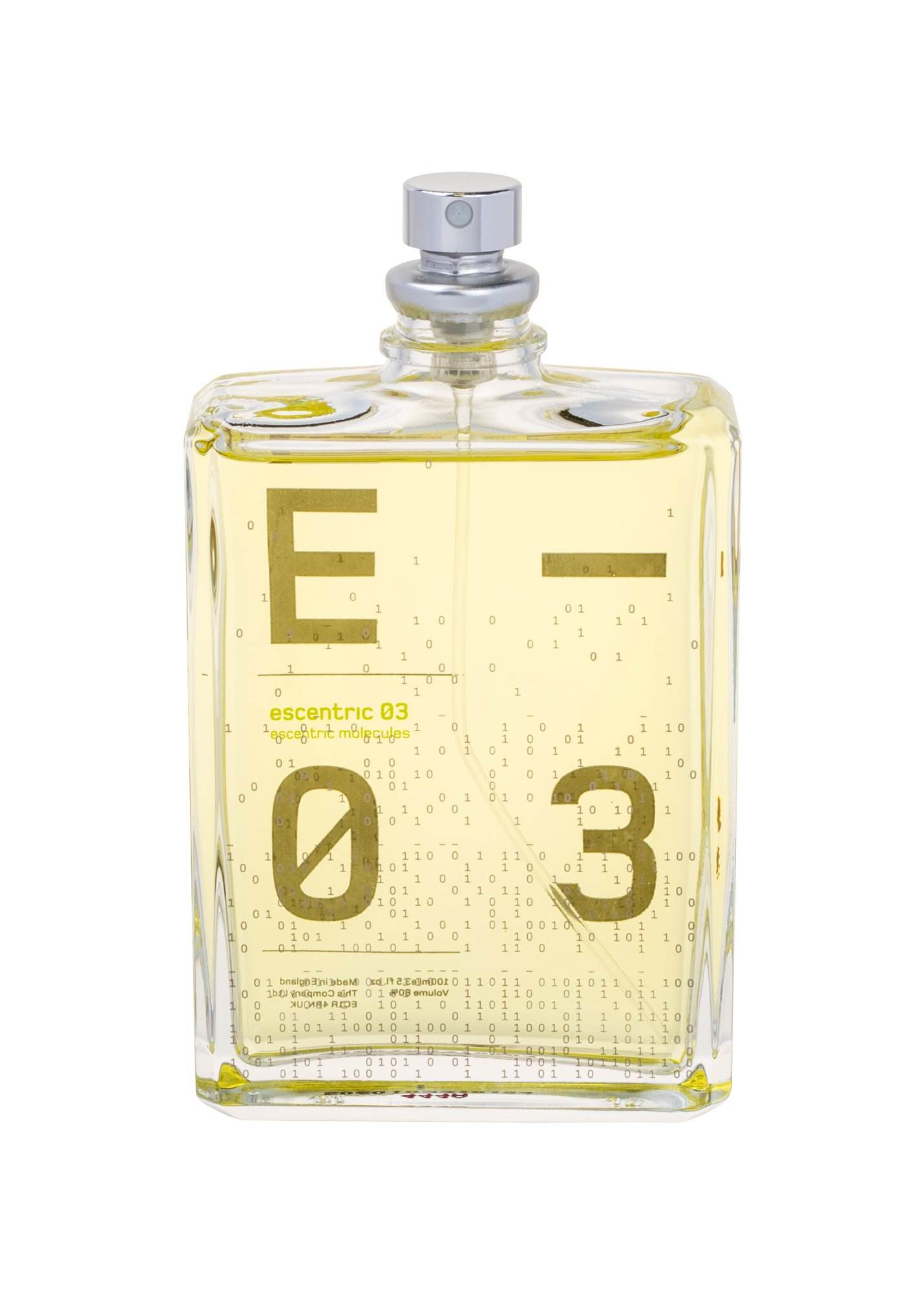 Escentric Molecules Escentric 03, Toaletná voda 100ml