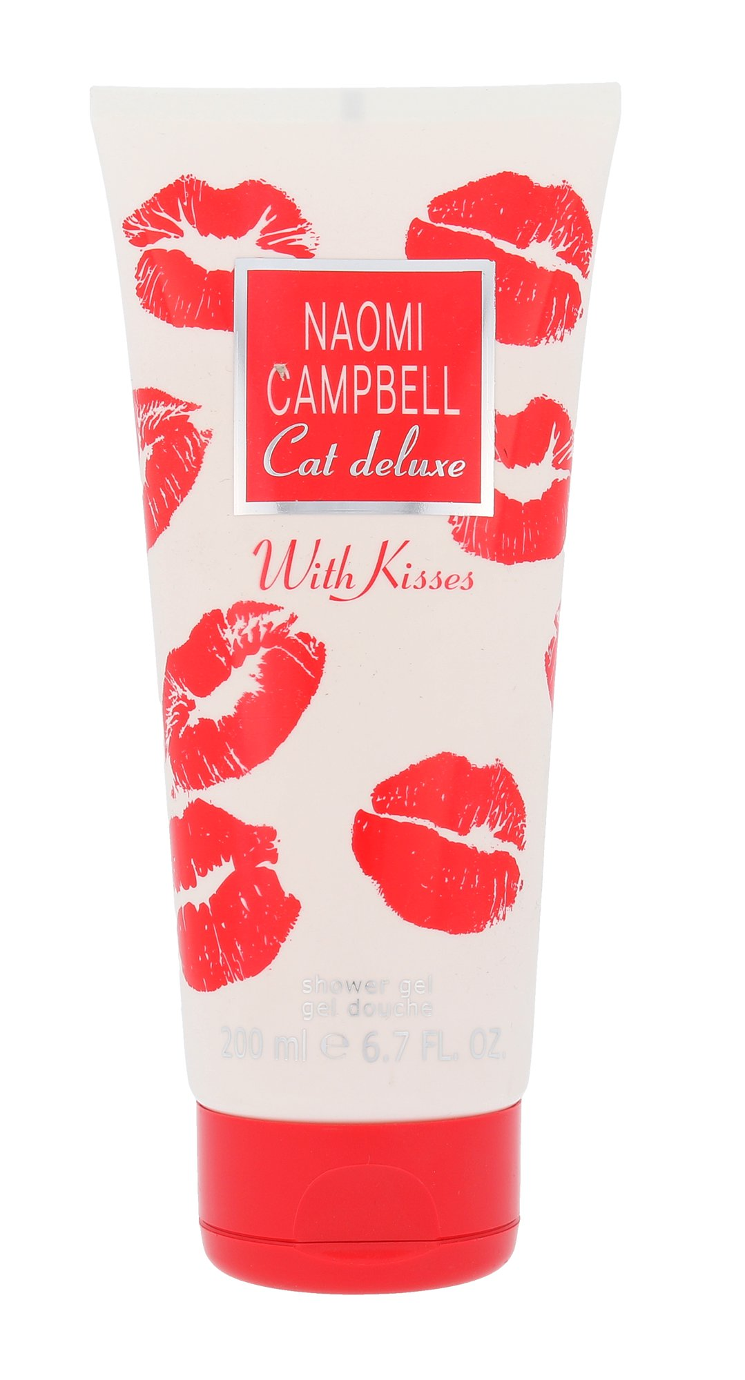 Naomi Campbell Cat Deluxe With Kisses, Sprchovací gél 200ml