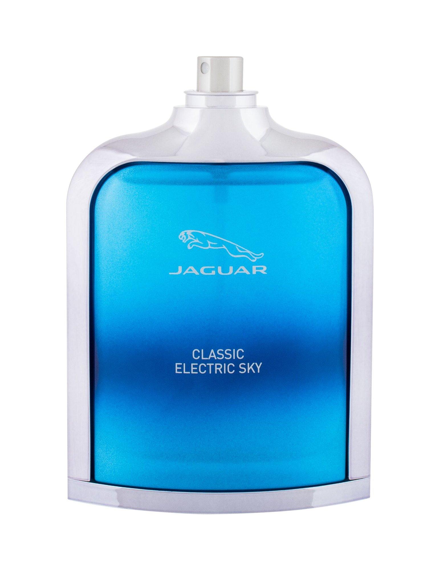 Jaguar Classic Electric Sky, Toaletná voda 100ml, Tester
