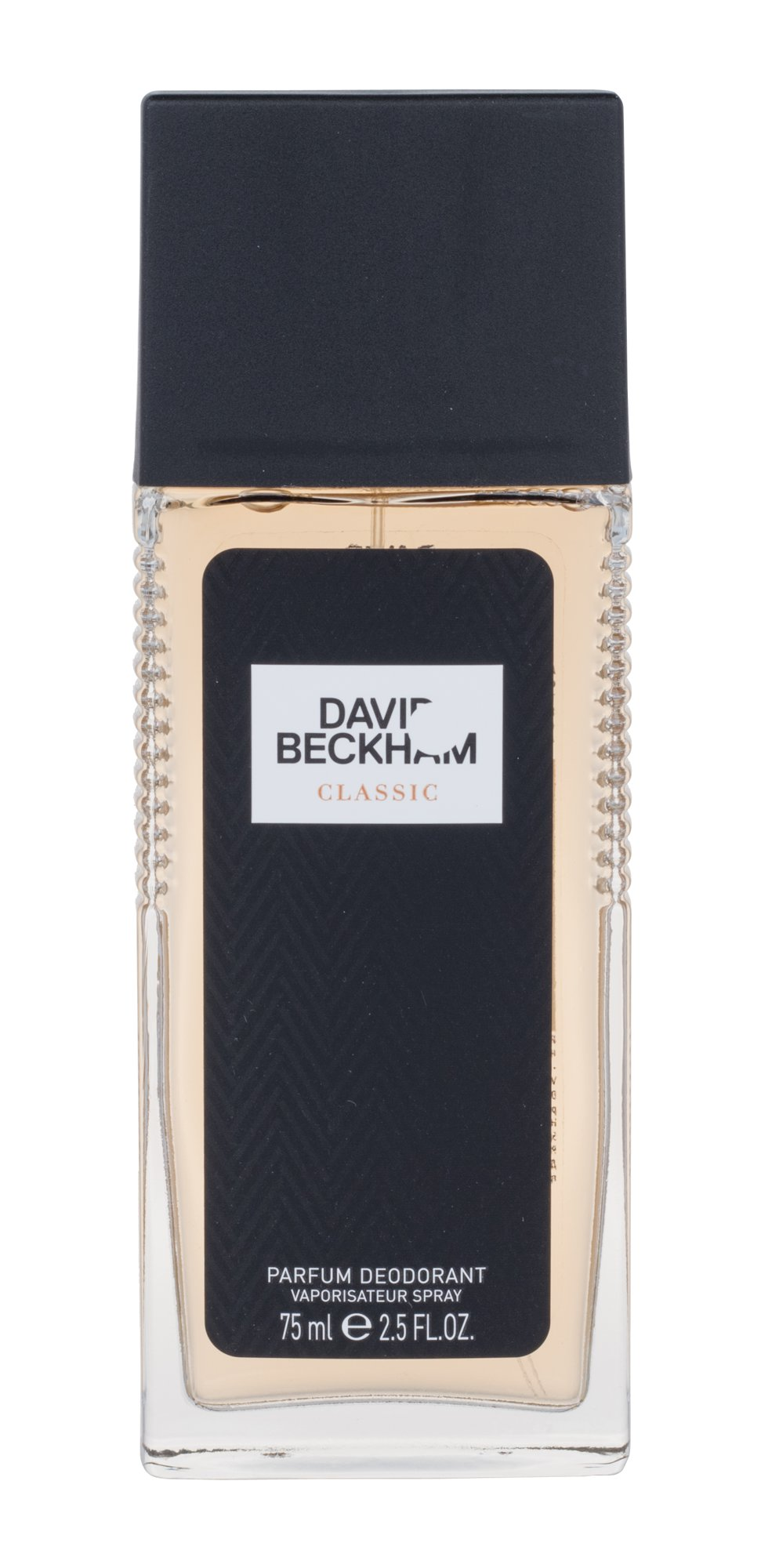 David Beckham Classic, Deodorant v skle 75ml