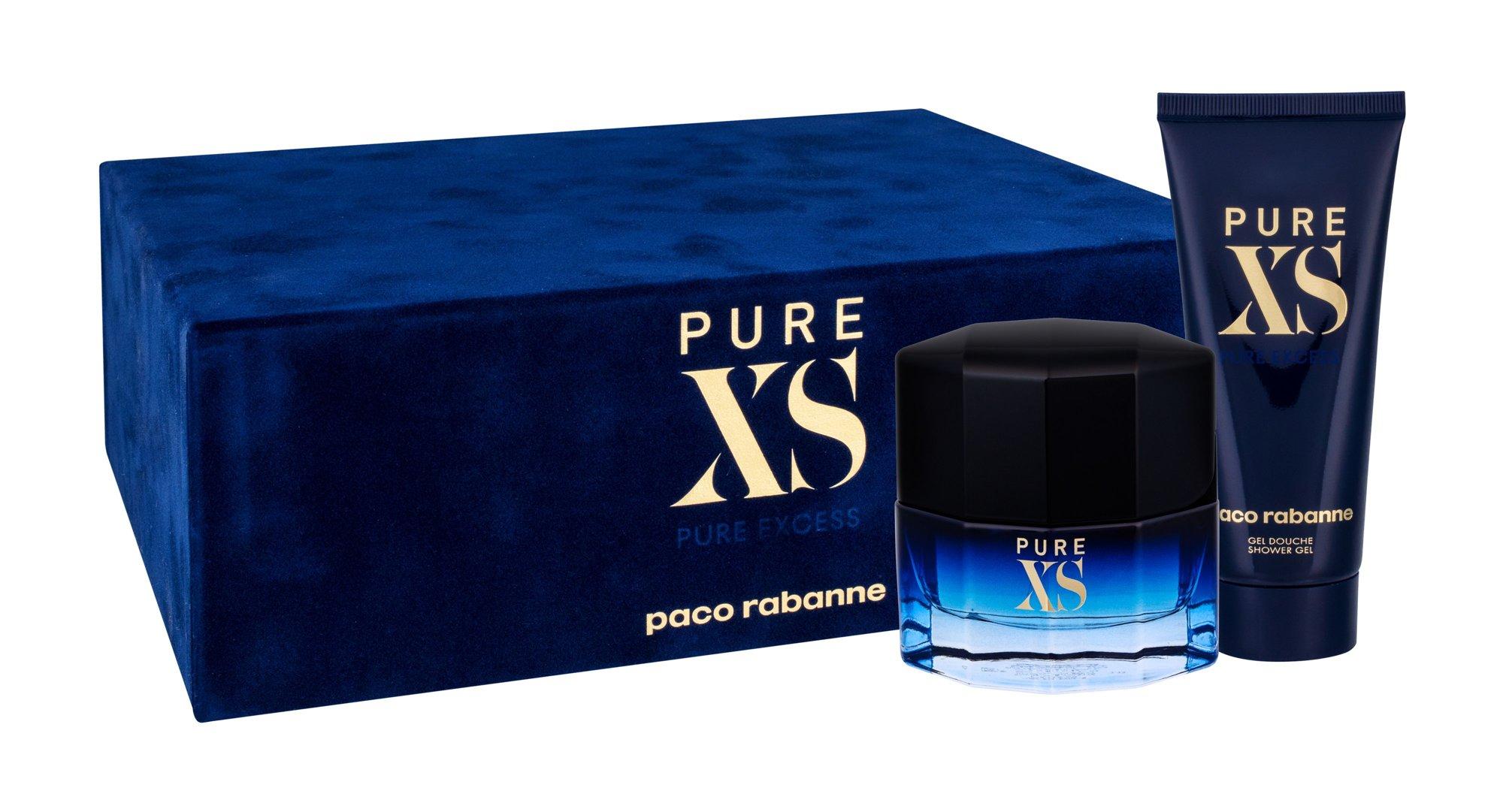 Paco Rabanne Pure XS, toaletná voda 50 ml + sprchovací gél 100 ml