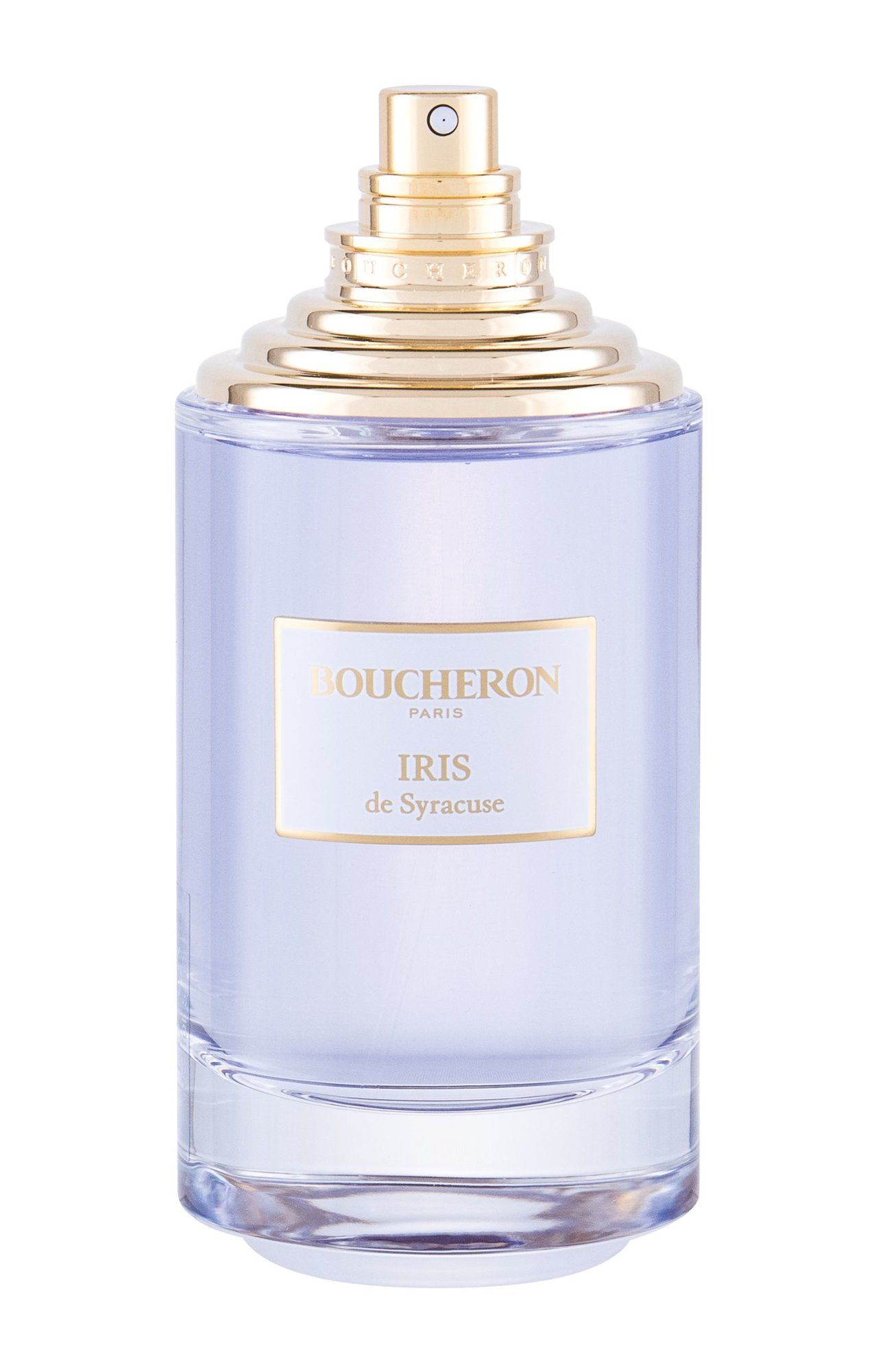 Boucheron La Collection Iris de Syracuse, Parfumovaná voda 125ml, Tester