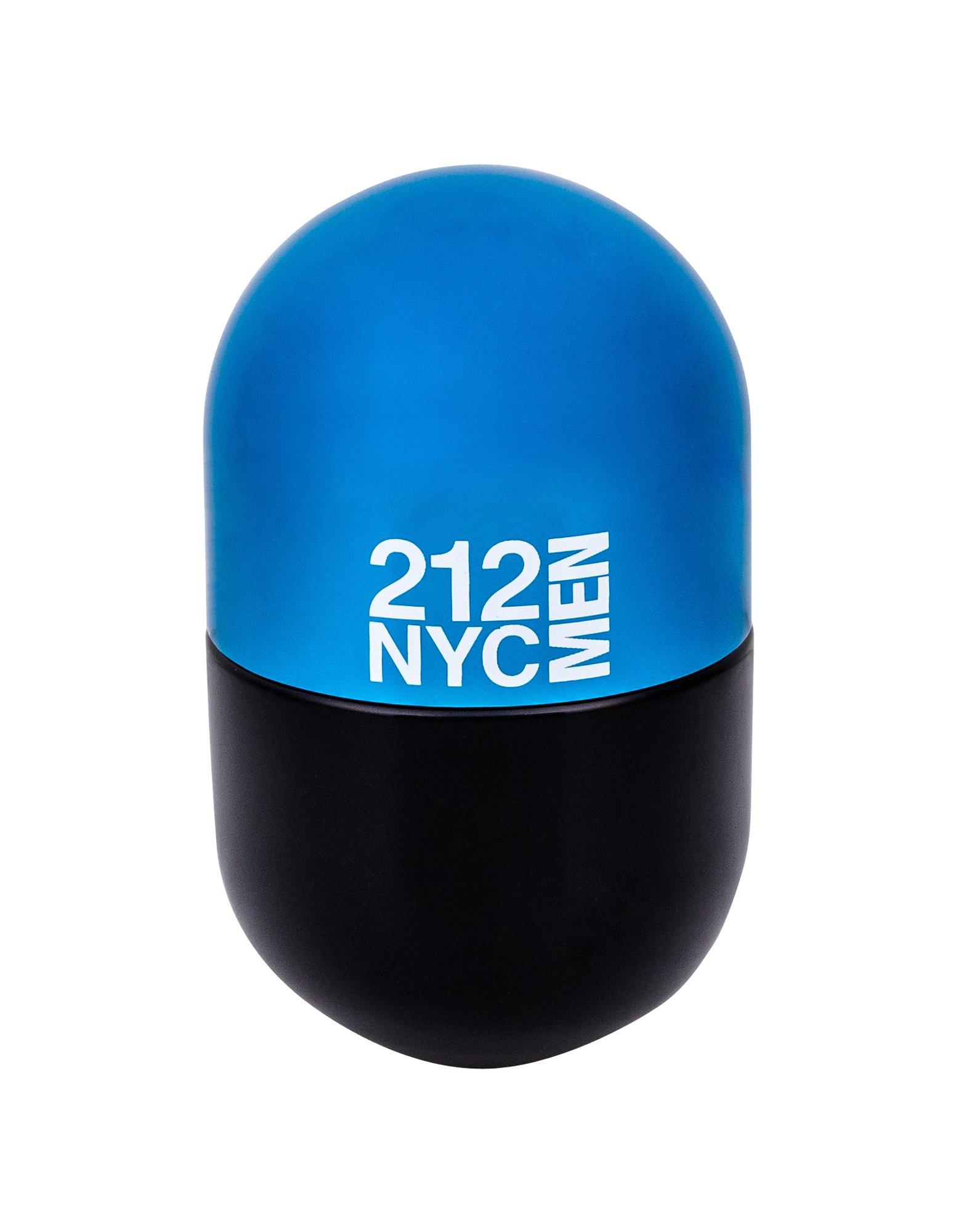 Carolina Herrera 212 NYC Men, Toaletní voda 20ml - Tester