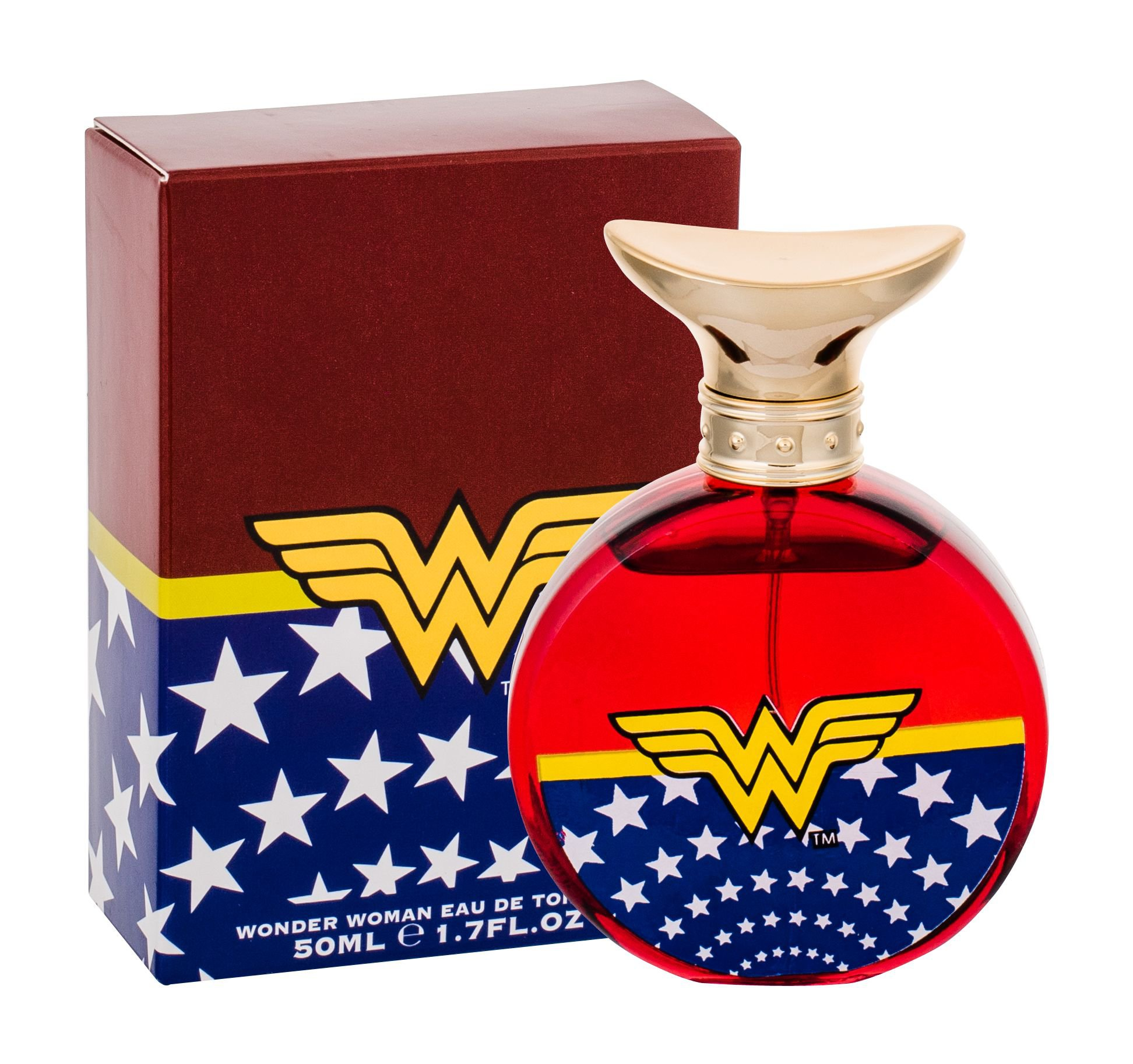 DC Comics Wonder Woman, edt 50ml