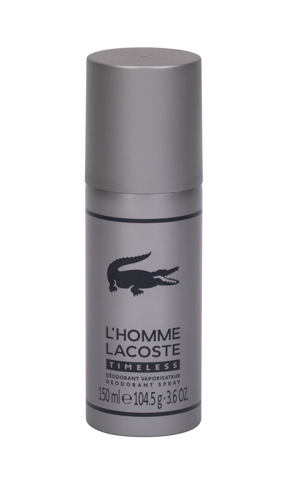 Lacoste L´Homme Lacoste Timeless, Deodorant 150ml