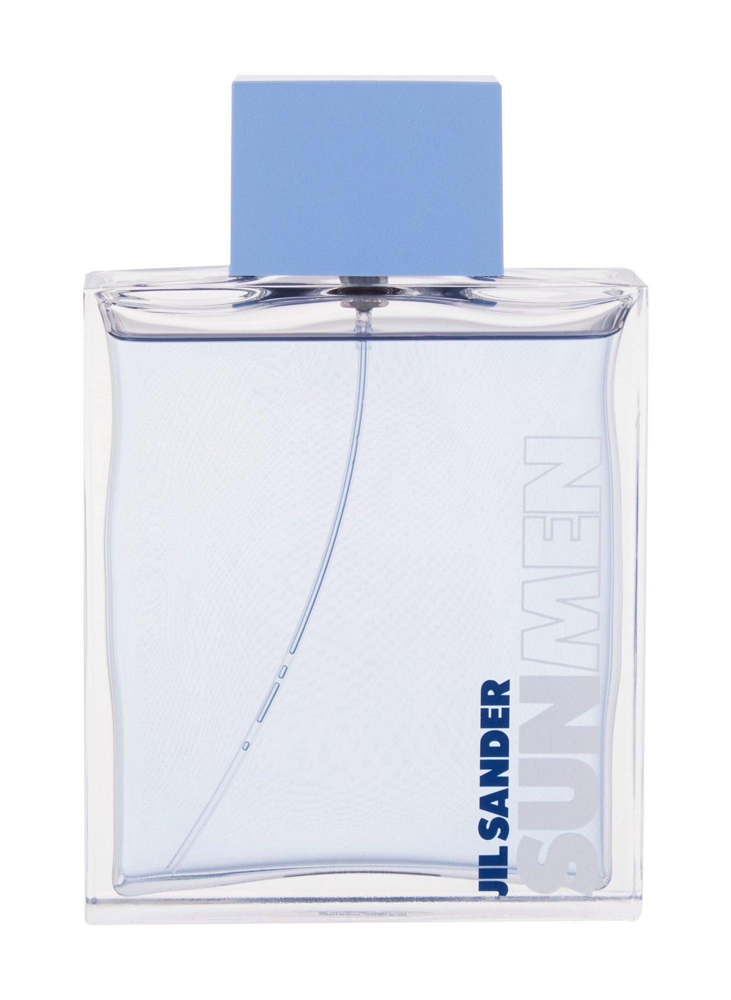 Jil Sander Sun Men Lavender & Vetiver Limited Edition, Toaletní voda 125ml