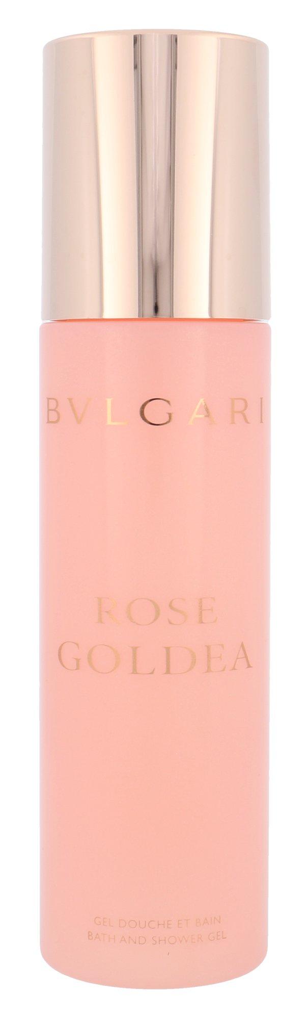 Bvlgari Rose Goldea, Sprchovací gél 200ml