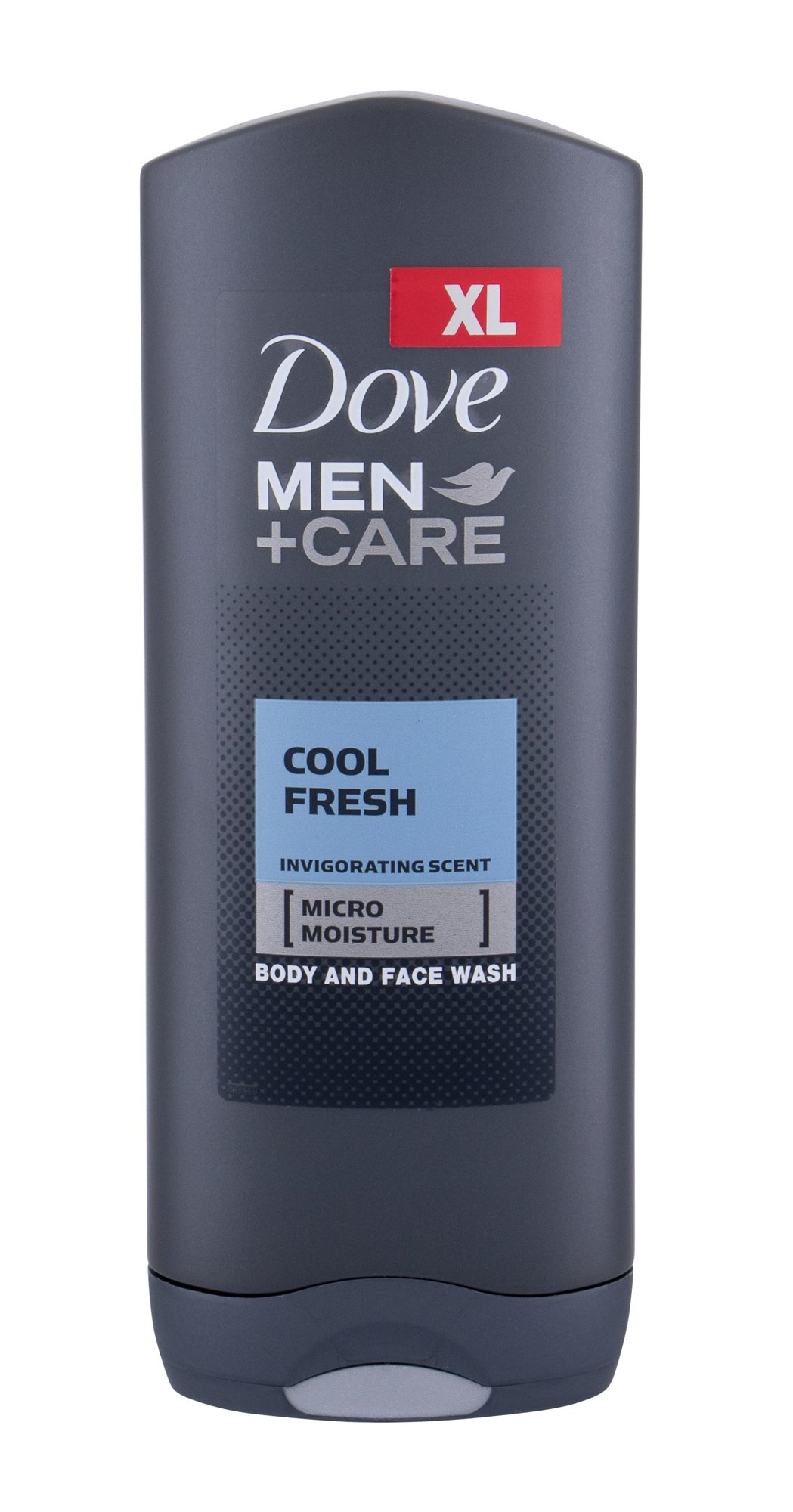 Dove Men + Care Cool Fresh, tusfürdő gél 400ml