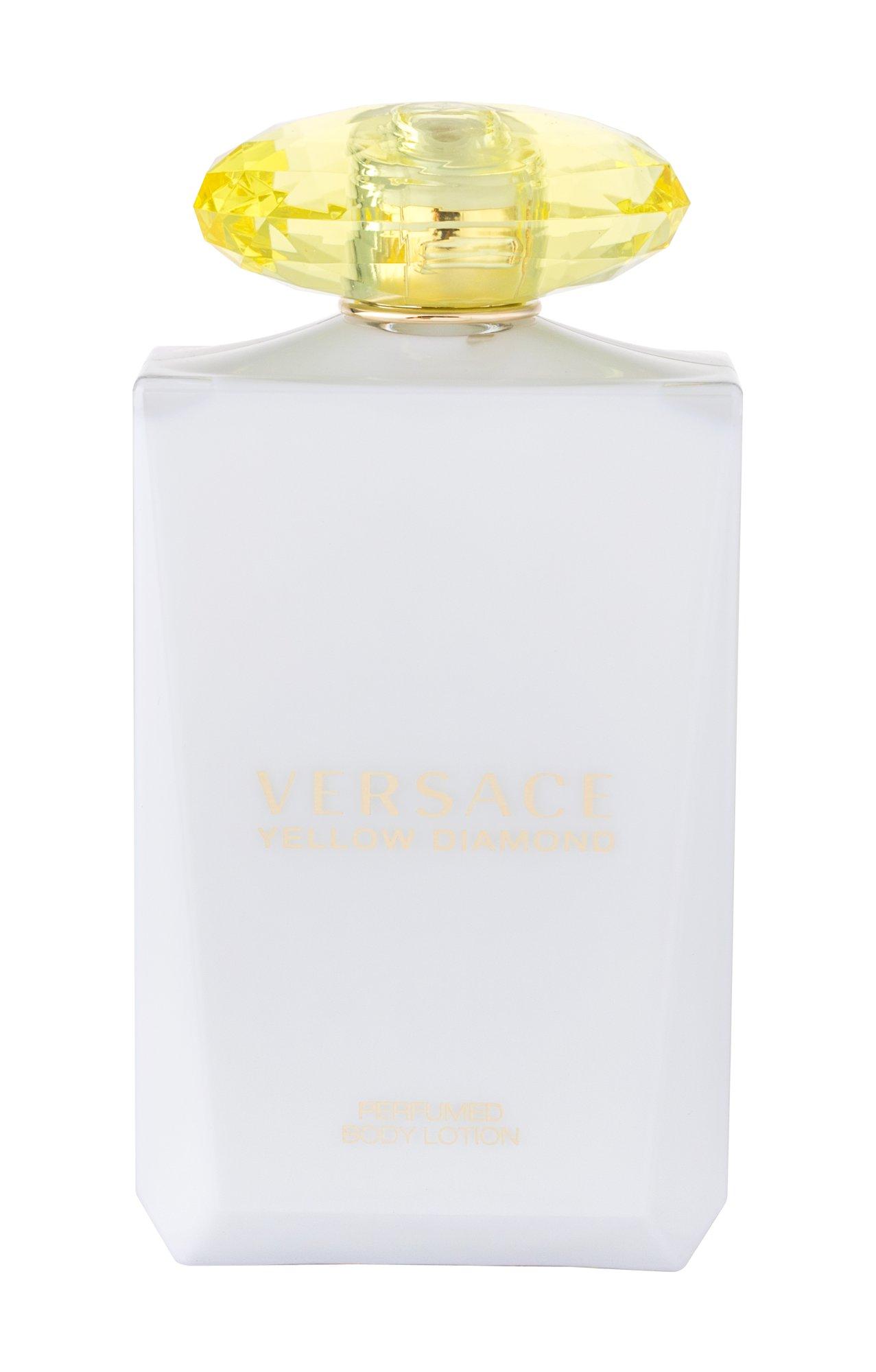 Versace Yellow Diamond, Telové mlieko 200ml