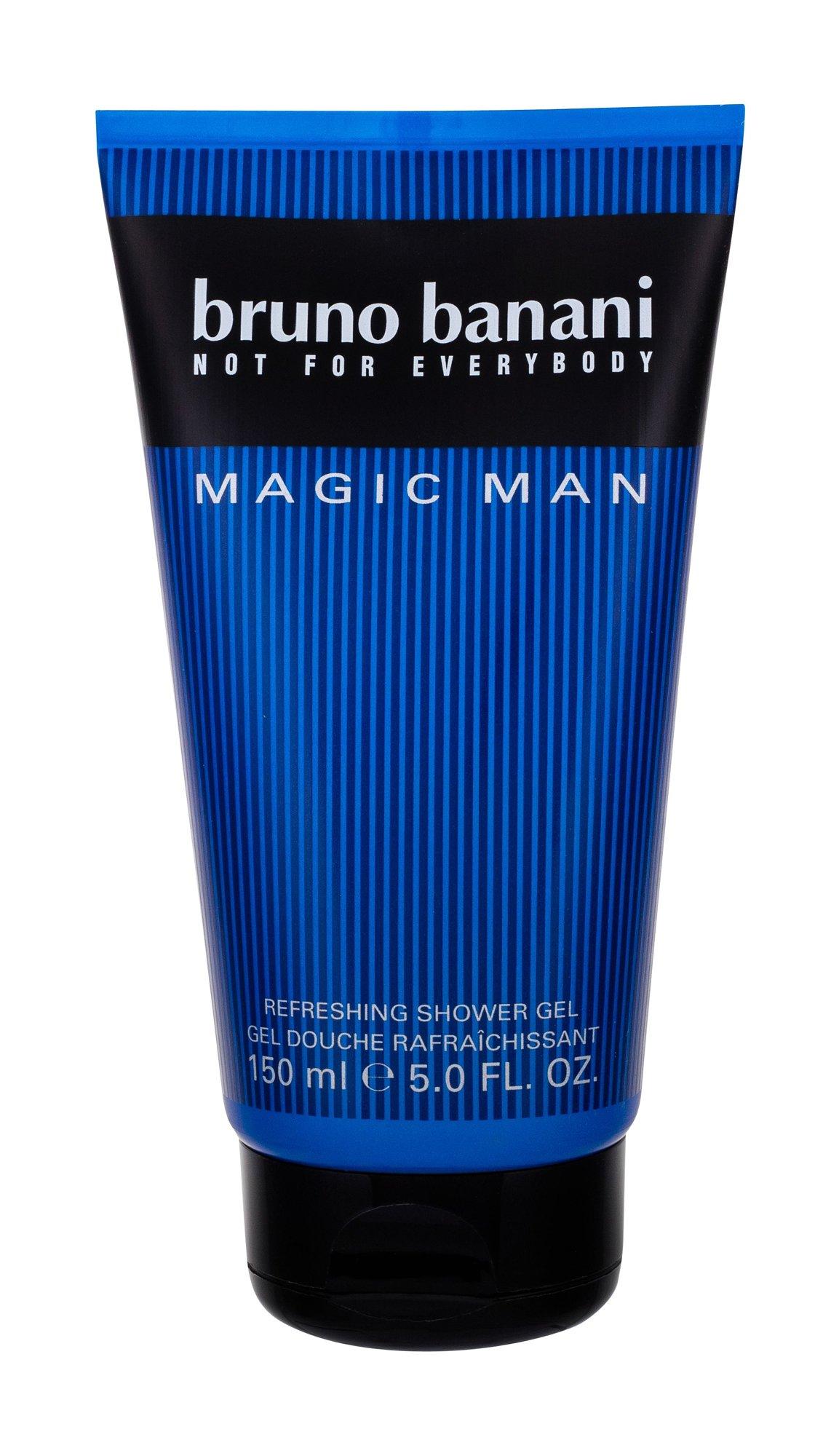 Bruno Banani Magic Man, tusfürdő gél 150ml