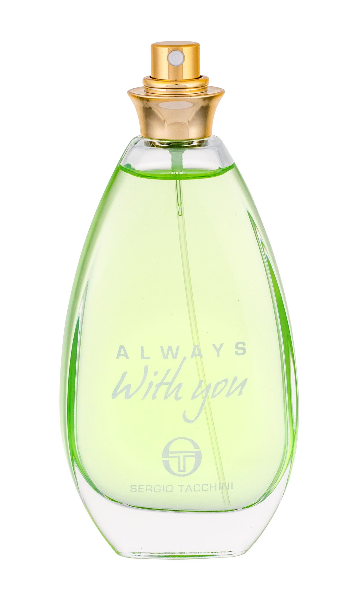 Sergio Tacchini Always With You, Toaletní voda 100ml, Tester
