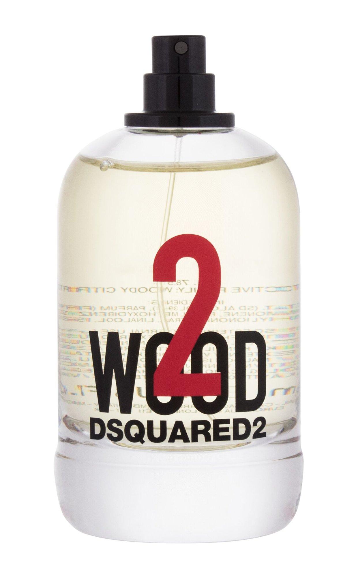 Dsquared2 2 Wood, vzorka vône