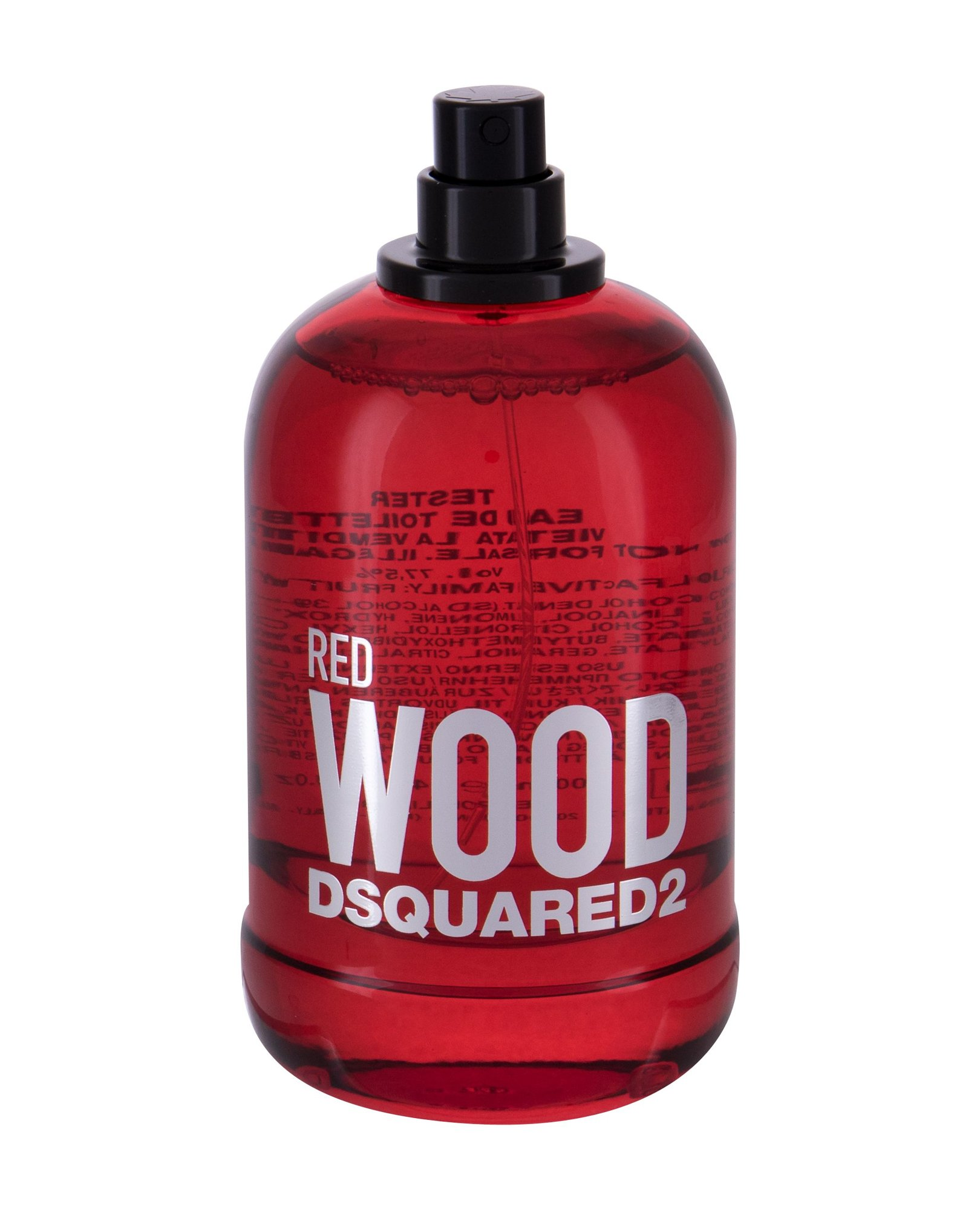 Dsquared2 Red Wood, vzorka vône