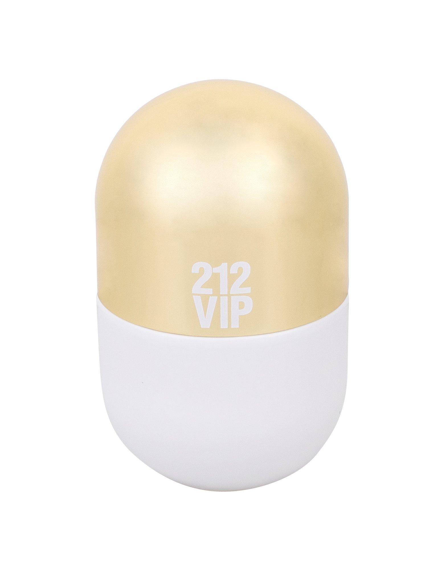 Carolina Herrera 212 VIP, Parfumovaná voda 20ml - tester