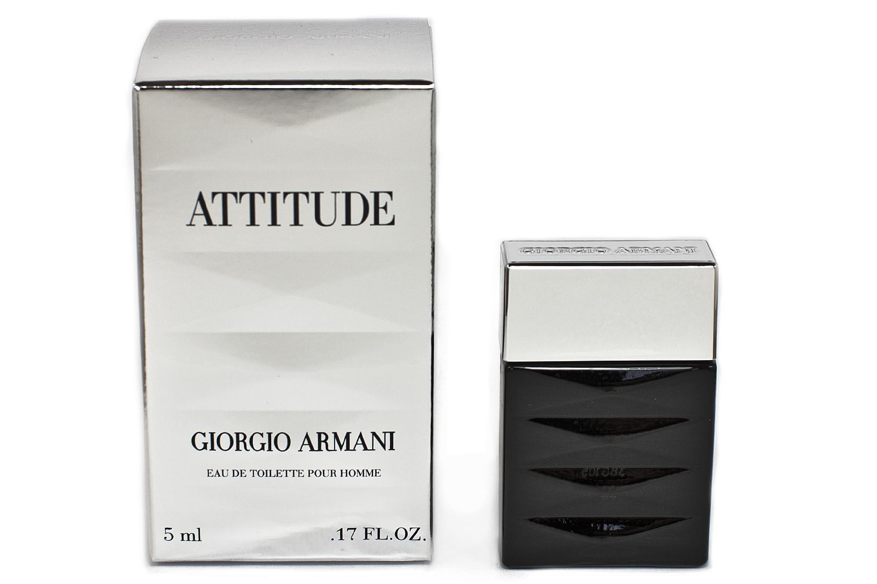 New York Super süße größte Auswahl von 2019 Giorgio Armani Attitude, Toaletná voda 5ml | NajParfemy.sk