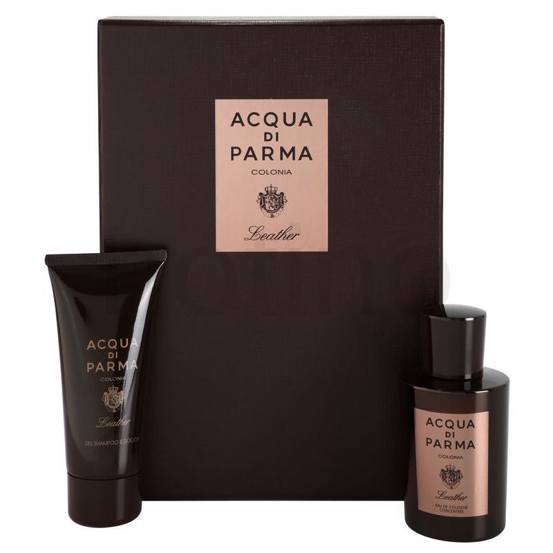 Acqua Di Parma Colonia Leather, Edc 100ml + 75ml sprchový gél