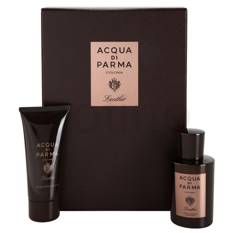 Acqua Di Parma Colonia Leather, Edc 100ml + 75ml sprchový gél