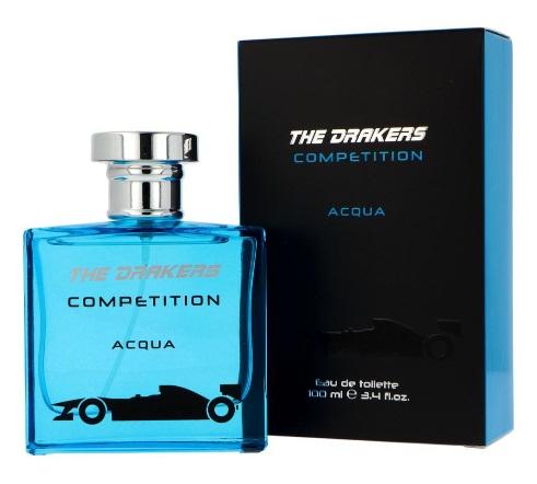 Ferrari The Drakers Competition Acqua, edt 100ml