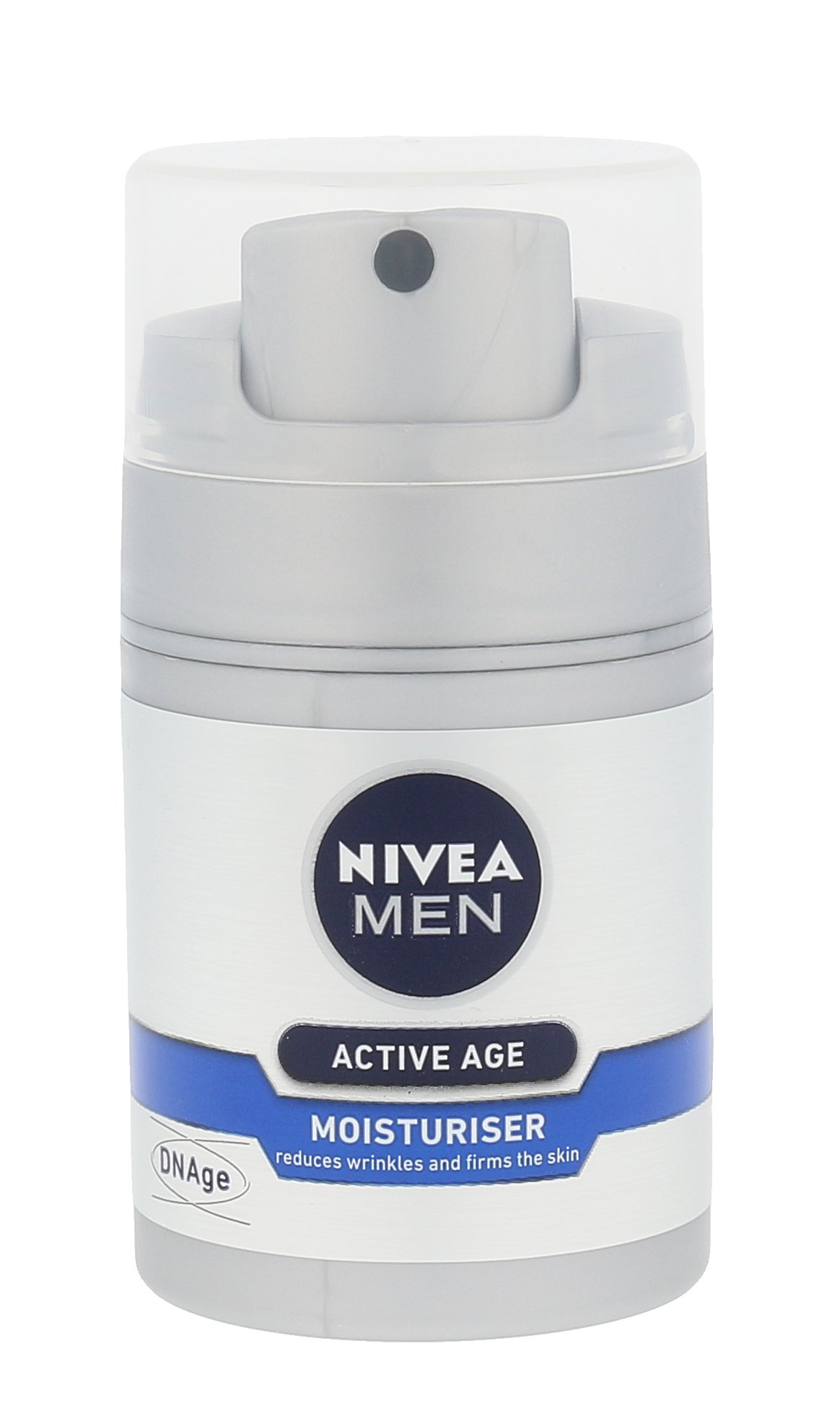 Nivea Men Active Age Moisturiser, Denný arcápoló cream 50ml