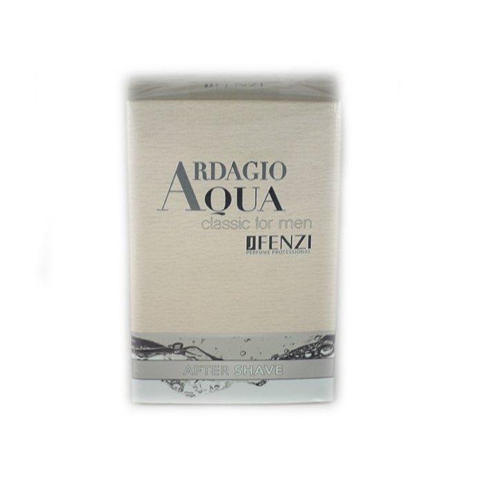 Jfenzi Ardagio Aqua, after shave 100ml (Alternatív illat Giorgio Armani Acqua di Gio pour homme)