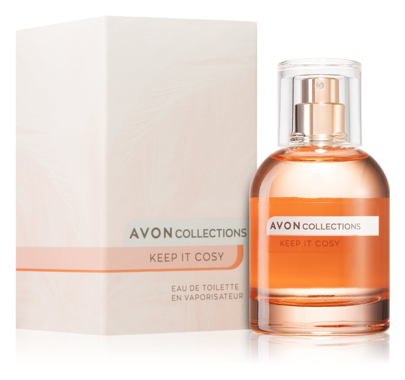 Avon Collections Keep it Cosy, edt 50ml