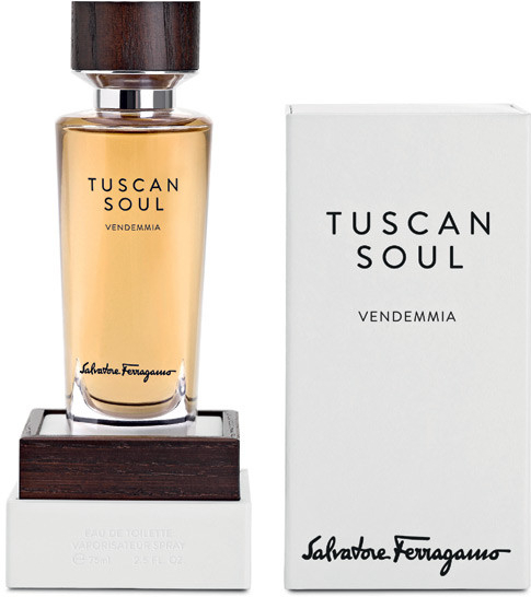 Salvatore Ferragamo Tuscan Soul Vendemmia, edt 75ml