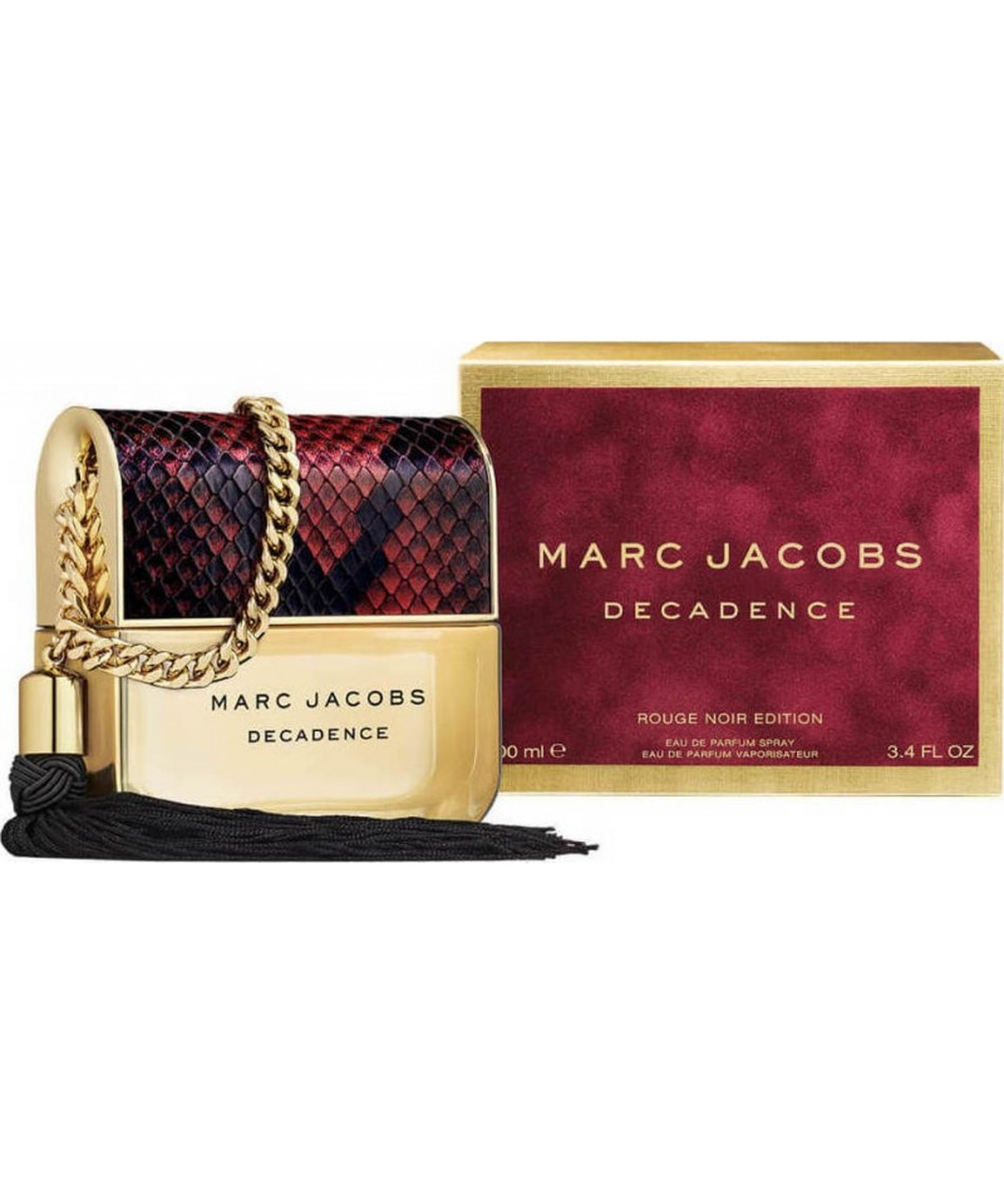 Marc Jacobs Decadence Rouge Noir Edition, edp 100ml
