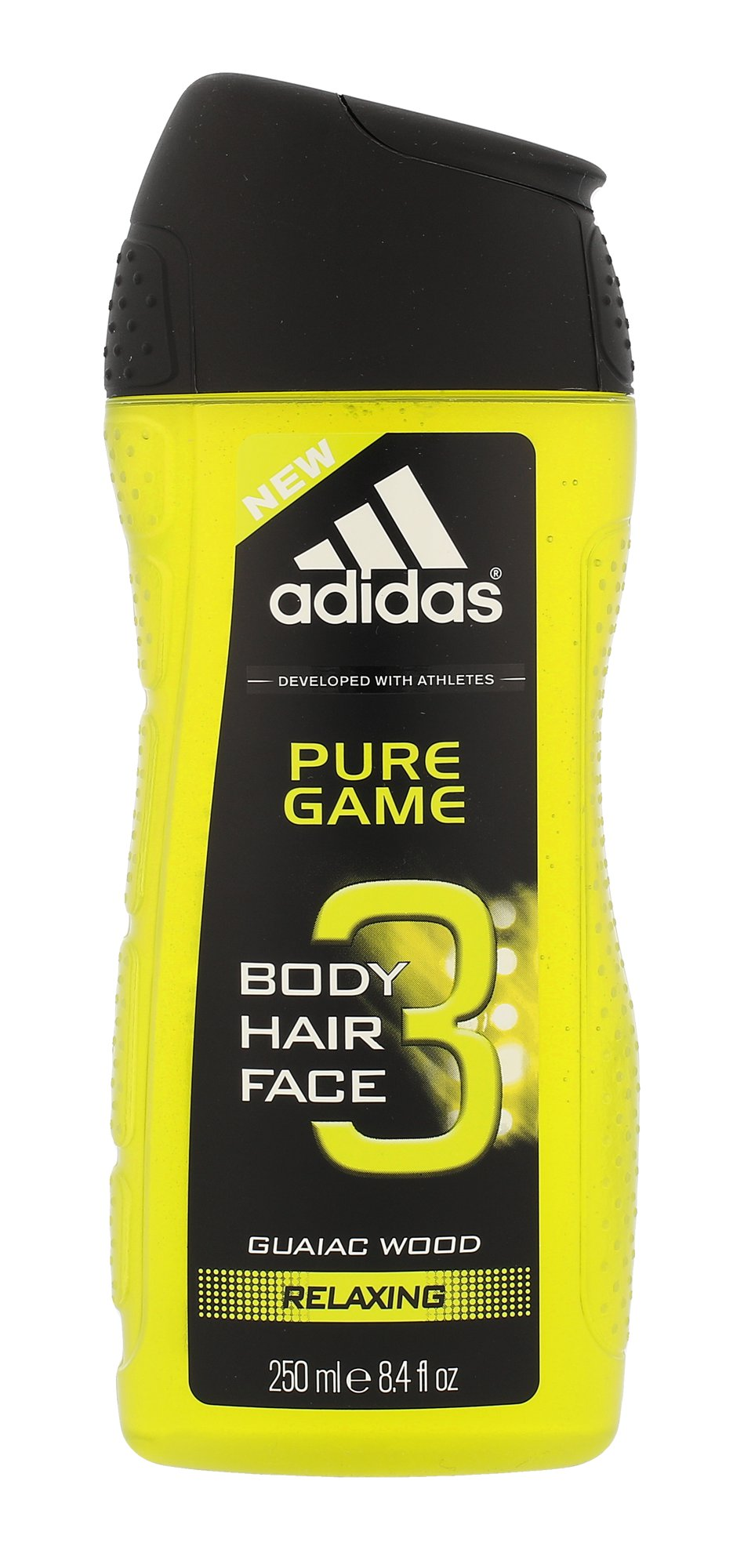Adidas Pure Game 3in1, Sprchovací gél 250ml
