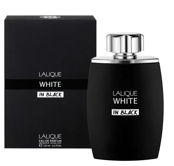 Lalique White In Black edp 125ml