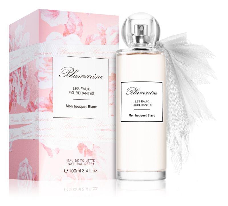 Blumarine Les Eaux Exuberantes Mon bouquet Blanc edt 100ml
