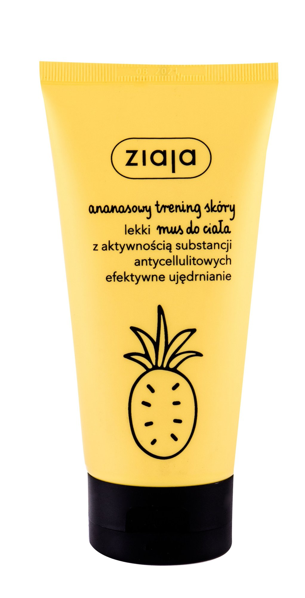 Ziaja Pineapple Body Foam, Proti celulitíde a striám 160ml