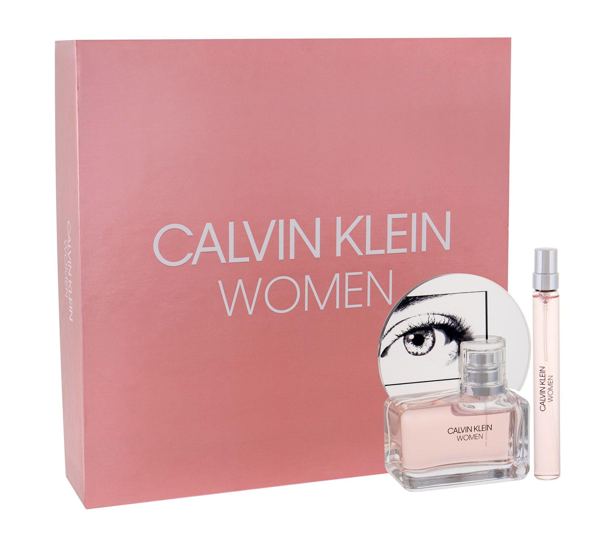 Calvin Klein Calvin Klein Women, parfumovaná voda 50 ml + parfumovaná voda 10 ml
